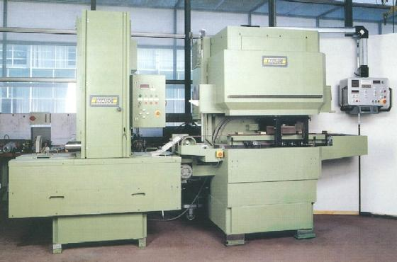 Imatec ITG Grinder and Deburring Unit